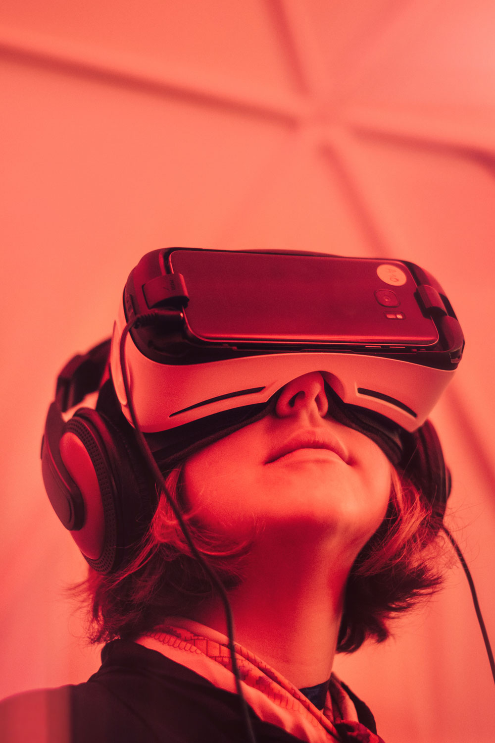 Virtual reality takes major leaps with the development of VR machines